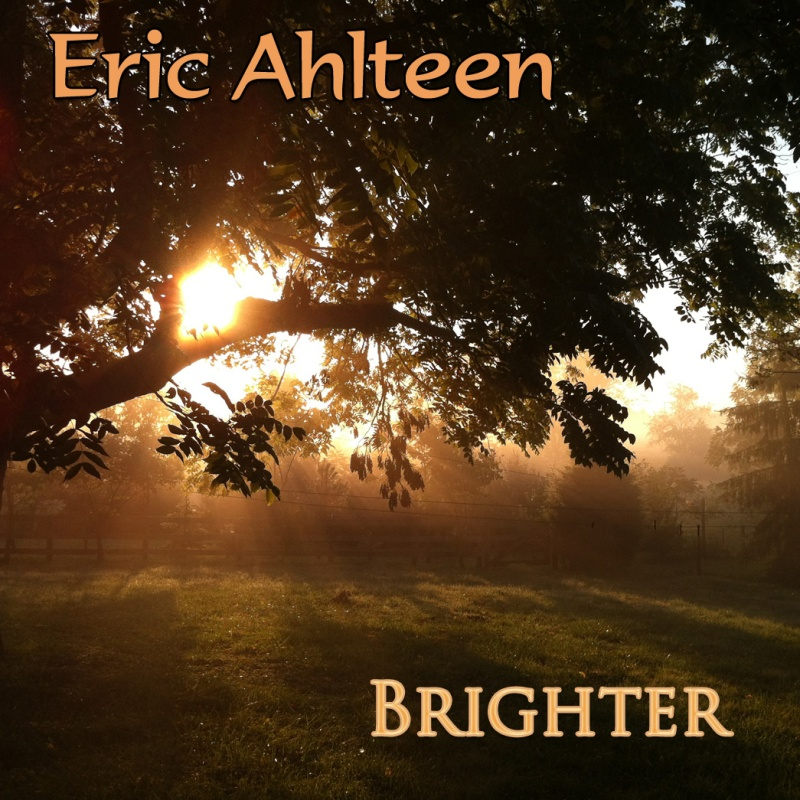 Brighter CD - cover