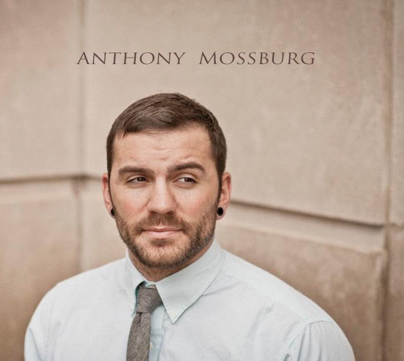 Mossburg Self Titled Album Cover